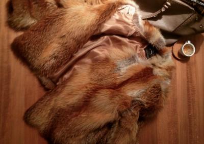 Fox Jacket, Victoria